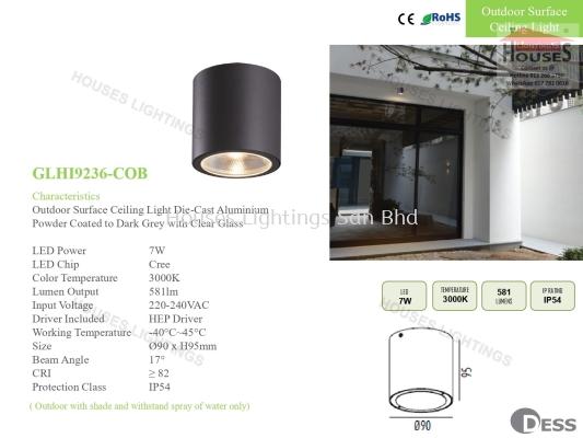 GLHI9236-COB IP54