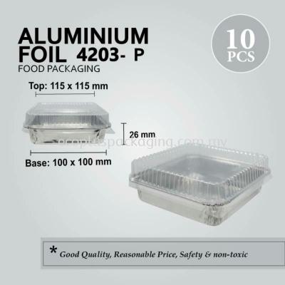 Aluminum Foil Tray 4203-P