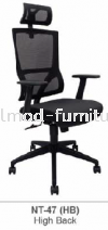 NT47(HB) Highback Chair  Office Chair