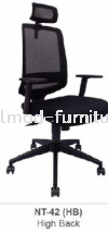 NT42 (HB) Highback Chair  Office Chair