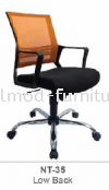 NT 35 Medium Back Chair Office Chair