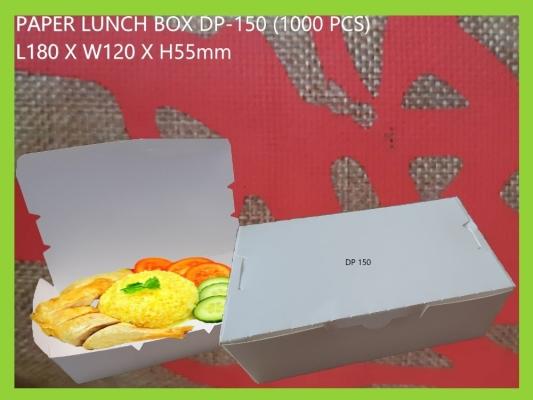 PAPER BOX DP-150 (1000 PCS)