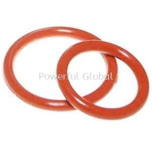 Silicone O-ring Red High Temp