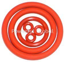 Red Silicone O-ring High Temp