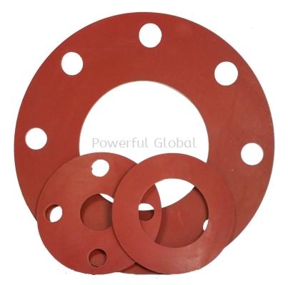 Silicone Red Gasket RF-FF
