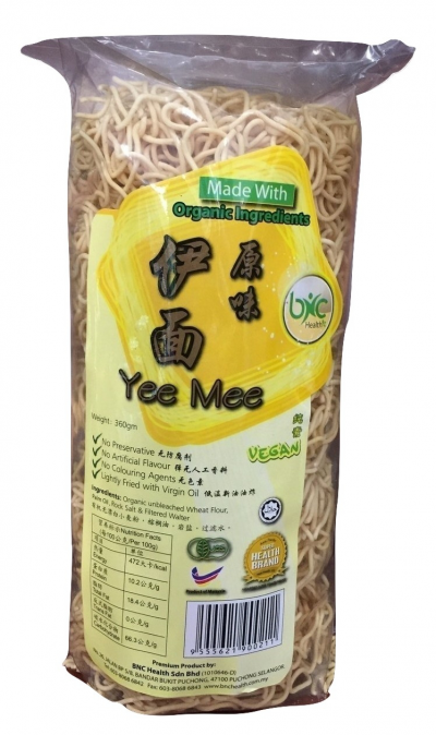BNC Natural Yee Mee 375g (with unbleach flour) ԭζ����