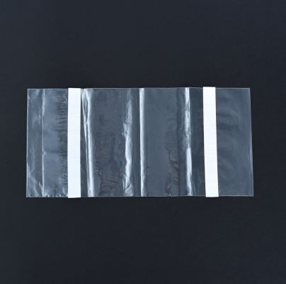 LDPE Bag with Adhesive Tape