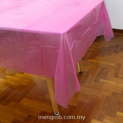 ������ Red Table Cloth