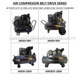 AIR COMPRESSOR BELT DRIVE SERIES
