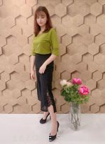3012 LACE RUBBER CULOTTES【1st 10% 2nd 20% 3rd 30%】