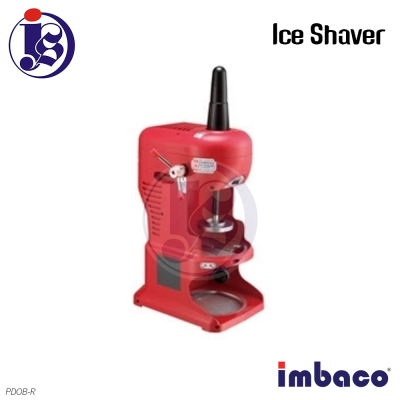 Imbaco Ice Shaver PDOB-R (Made in Taiwan)