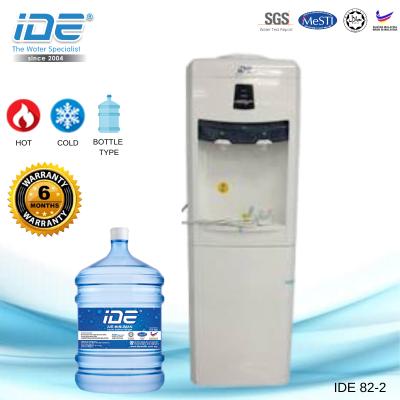 IDE 82-2 Bottle Type Dispenser (Hot&Cold)