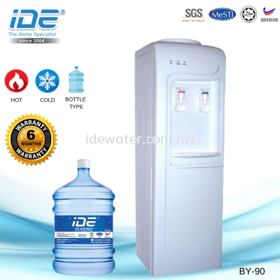 By-90 Bottle Type Dispenser (Hot&Cold)