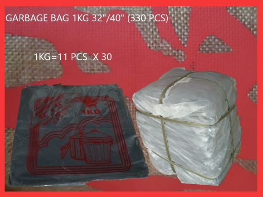 "32""/40"" GARBAGE BAG 1KGX30 (330 PCS)"