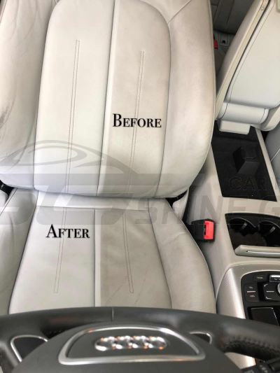 Interior & Engine Cleaning