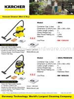 KARCHER BRAND PRODUCTS