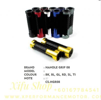 HANDLE GRIP ACCESSORIES UNIVERSAL 08 CS-HGR08