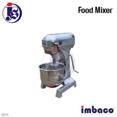 Imbaco 20L Food Mixer B20-D
