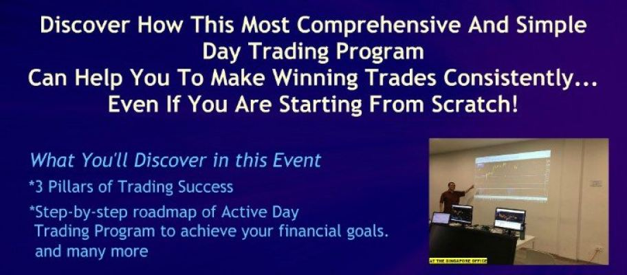 30 Days Active Day Trading Program Preview