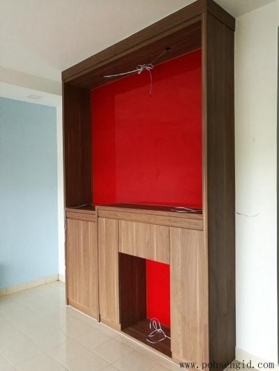 Altar Cabinet Direct Factory Design In Seremban /Negeri Sembilan