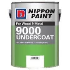 Nippon 9000 White Undercoat 5 Liter