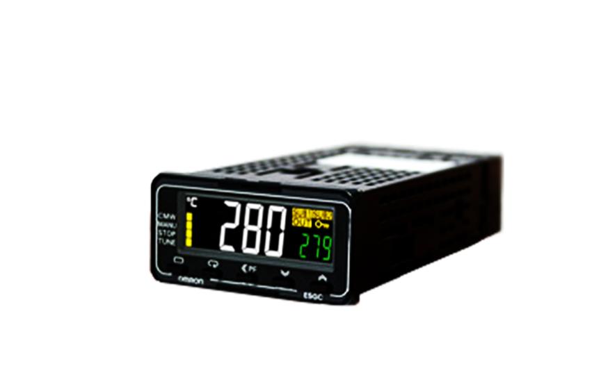 Omron E5GC Omron _ Temperature Controllers
