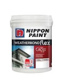 Nippon Weatherbond Flex 5 Liter ( Zingy Yellows & Oranges Series )