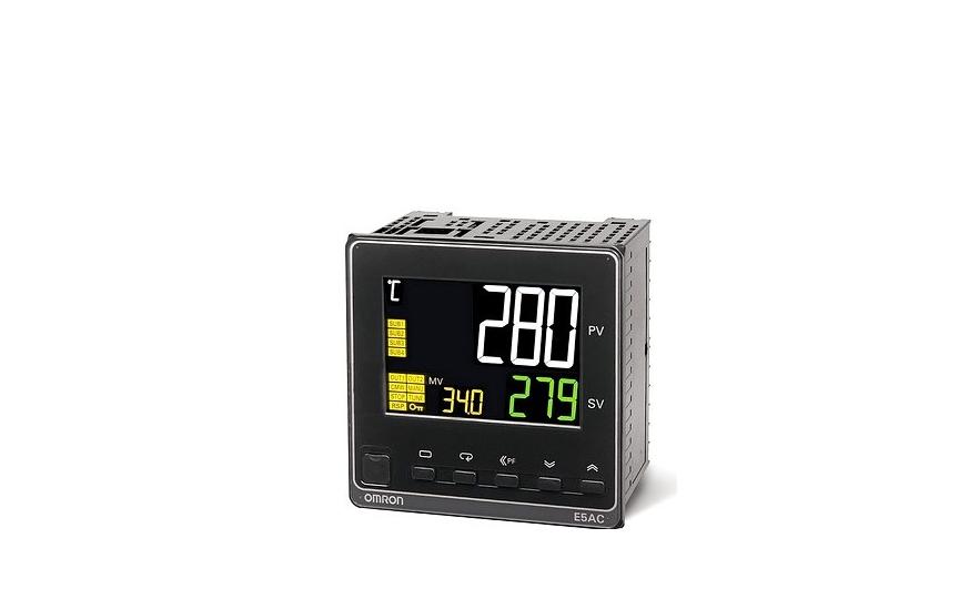 Omron E5AC-800 Omron _ Temperature Controllers
