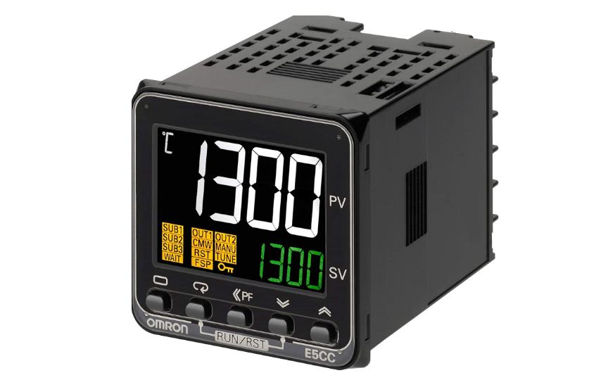 Omron E5CD-800 Omron _ Temperature Controllers
