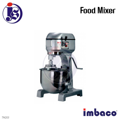 Imbaco 20L Food Mixer TM203 (Made in Taiwan)