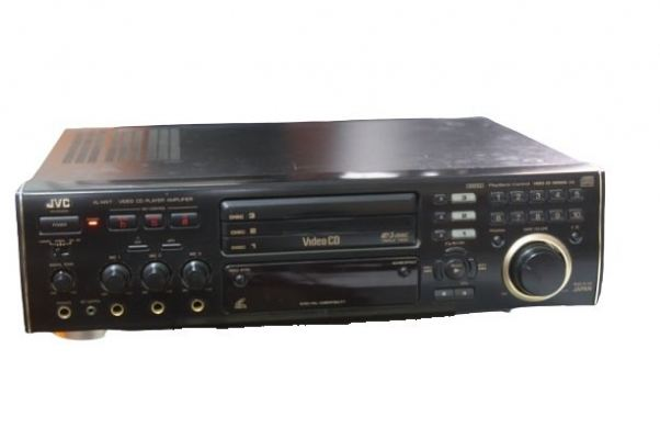 JVQ XL-MV7 Video CD Player