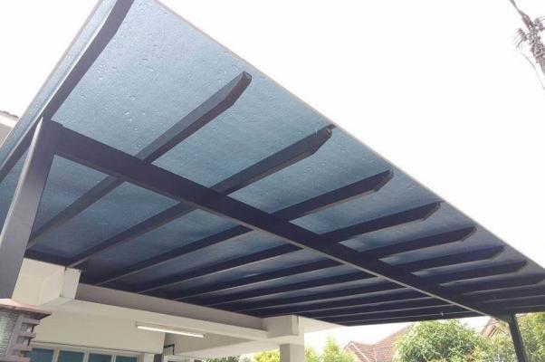 Polycarbonate Awning - Johor Bahru