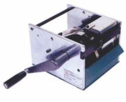 Manual Taped Radial Lead Cutting