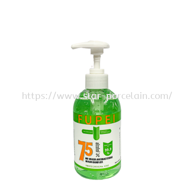 300ml 75% Alcohol Hand Sanitizer Gel