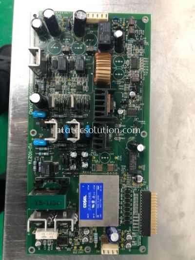 Heliot YU-1027A Emission Board Repair