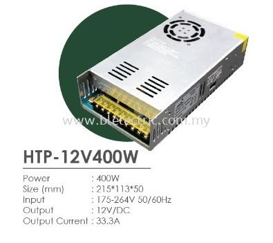 Power Supply HTP-12V 400W