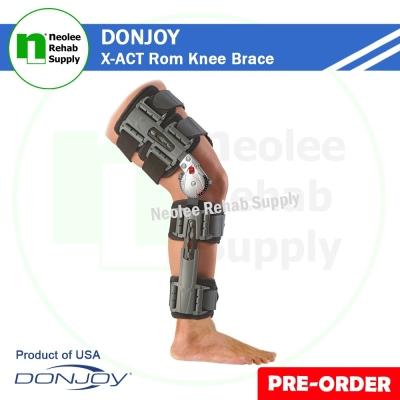 DonJoy X-ACT ROM Knee Brace  (Right Knee)