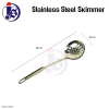3MM Stainless Steel Skimmer WWK-SK3M Skimmer Kitchen Utensils
