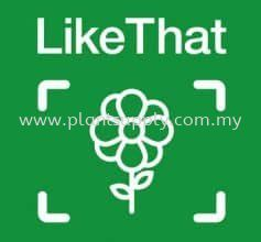 """""""LikeThat Garden"""" App �C Flower Search (By JustVisual Inc)"""