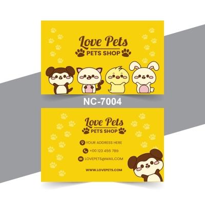 Pet Name Card - NC7004