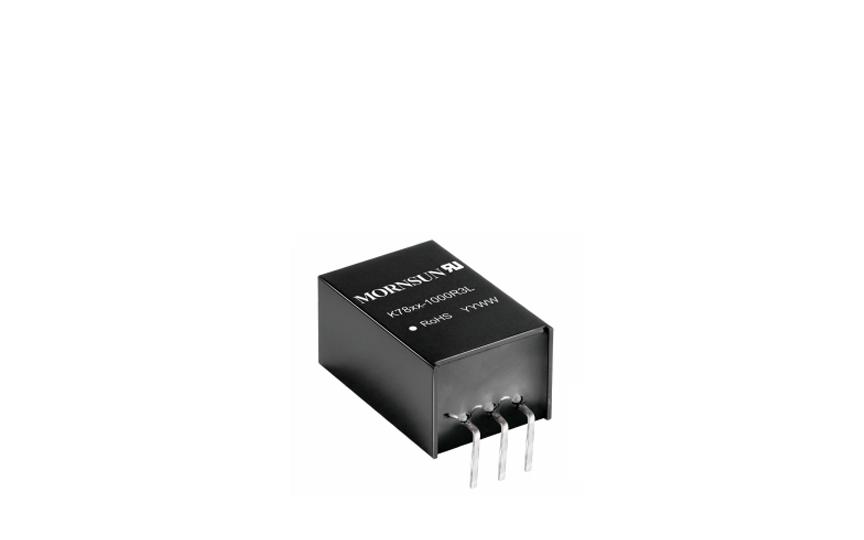 Mornsun Enclosed DC/DC converter module K78-1000R3(L) _ Switching Regulator