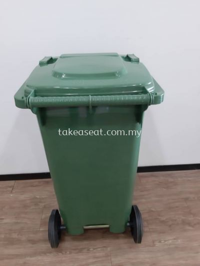 2 Wheeled Container 120L