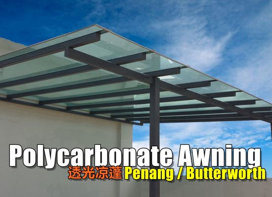 Polycarbonate Awning In Penang Butterworth