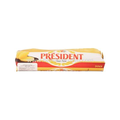 PRESIDENT UNSALTED BUTTER ROLL 250G