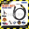 OBENZ OBC15AK4M MIG/MAG Air-Cooled Flexible Heavy-Duty Welding Torch, 4.0 Meter, Euro Connection Kit Accessories Welding Machine/Equiment
