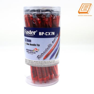 Faster Red 0.7mm Fine Needle Tip BP-CX7N