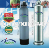 Indah FRP Filter & Stainless Steel Filter Outdoor Filtration System Water Tank