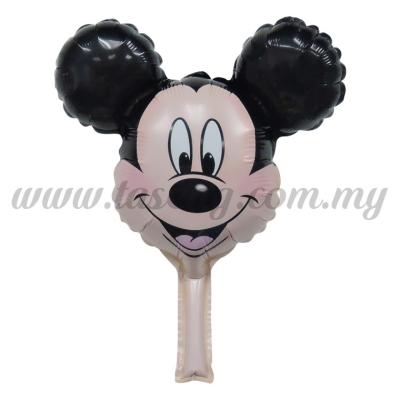 [Cartoon] Mini Foil Balloon *Mickey Head (FB-S-T023)