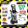 Europa Hilt FAST EXTRA 145 High Pressure Cleaner / Water Jet 145bar 1900w Electric Operated High Pressure Washer