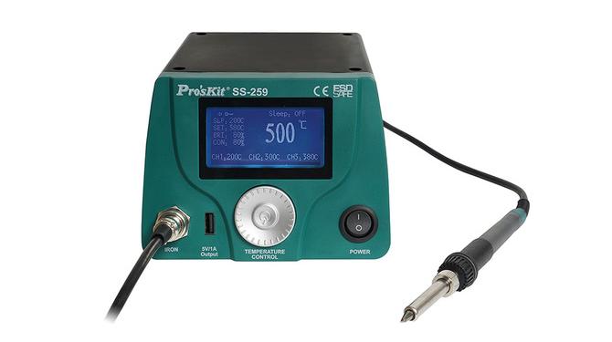 PROSKIT - SS-259 LCD SMART SOLDERING STATION
